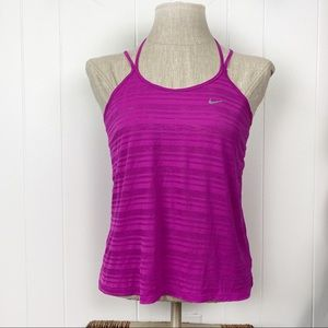 ❤️Nike•Cool breeze Strappy back tank top